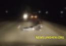 VIDEO EXCLUSIV: Imagini de la tragedia din Elizavetovca în care un bărbat a fost lovit mortal