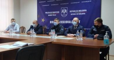 Vasile Banaru – nou șef al Direcției regională Vest a IGPF