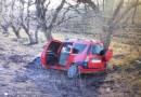"""Foto // Accident grav în raionul Fălești. Șoferul și pasagerii ar fi fost """"morți"""" de beți"""