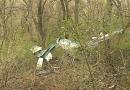 Un avion de mici dimensiuni s-a prăbușit în apropiere de Vadul lui Vodă