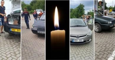 Galerie Foto // Unghenenii se mobilizează. Mai mulți locuitori au răspuns apelului de a ajuta familia taximetristului înjunghiat