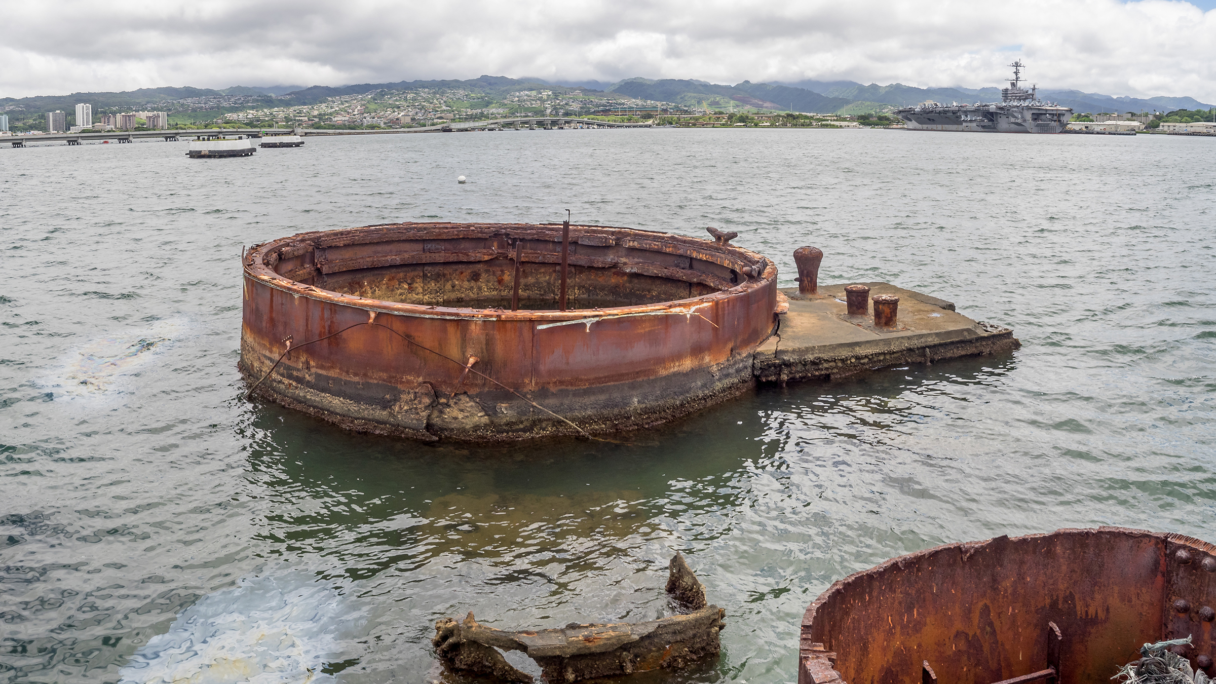 Uss Arizona Team To Present Findings During Pearl Harbor