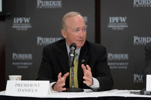 Purdue announces name for new public university: Purdue University Global to serve working adults, online - Purdue University