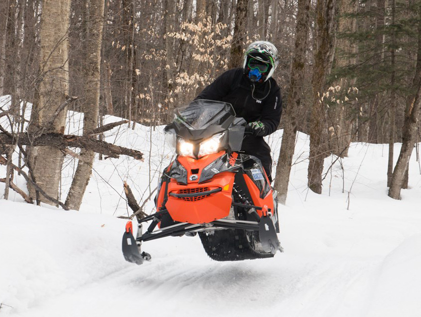 Research Aims to Discover Health Benefits of Snowmobiling | U of G News