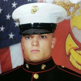 USMC Vincent Marsala Master of Business for Veterans degree