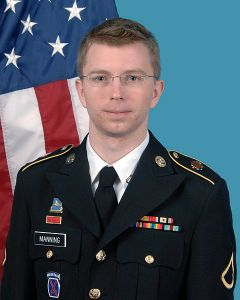 Pfc. Bradley Manning, U.S. Army Photo