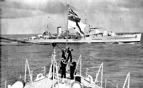 Australian cruiser Sydney