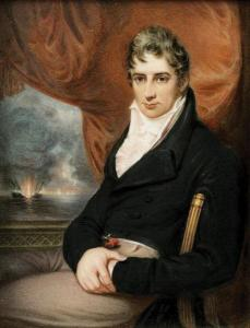 Robert Fulton, New York Historical Society Photo