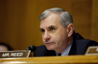Jack Reed, U.S. Senate Photo