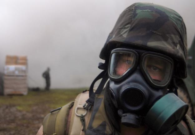Clearing Syrian WMDs Means 75K Troops and Massive Air Strikes