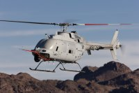 Northrop Grumman Fire X, the basis for the MQ-8C Fire Scout. Northrop Grumman Photo