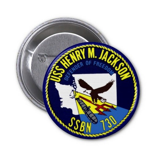 Emblem of the USS Henry M Jackson