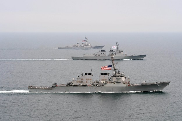 Sea Services Need to Evolve Manning, Operating, Partnering to Support Seapower Strategy