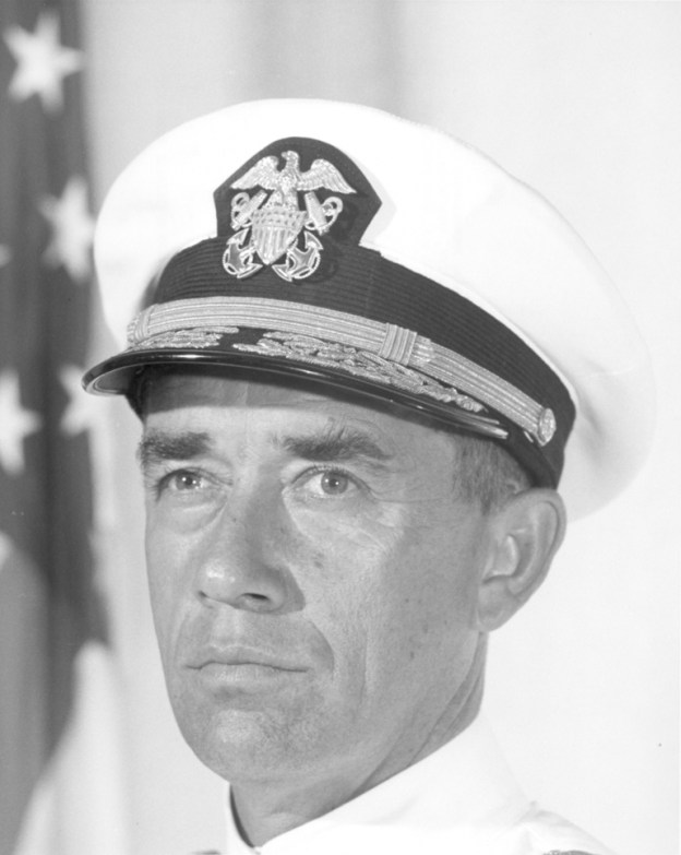 Vice Adm. Eugene P. Wilkinson. US Naval Institute Photo