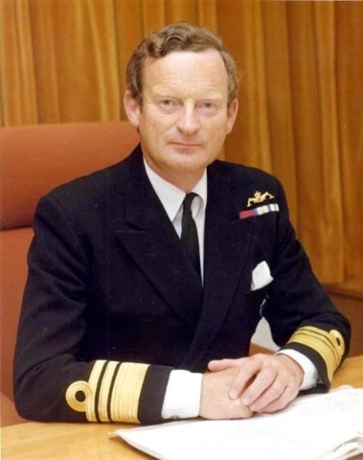 "Royal Navy Admiral John ""Sandy"" Woodward: A Tribute"