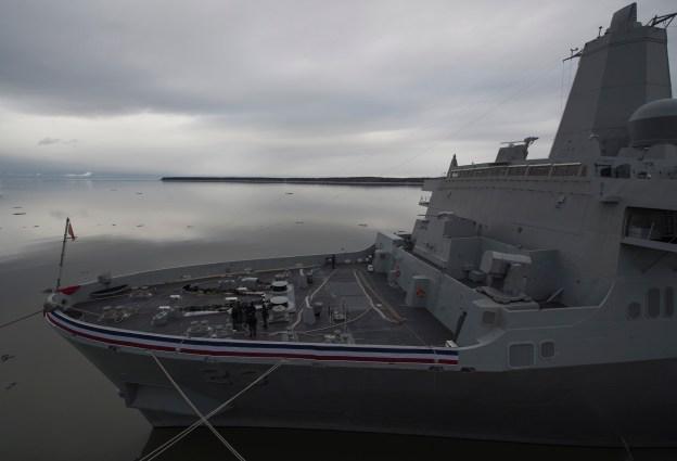 NAVSEA: USS Anchorage Completes Final Contractor Trials