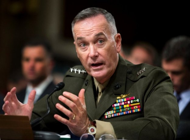 Russia Tops Dunford's Threat List, New NATO Deterrence Model 'Needs to be a Priority'