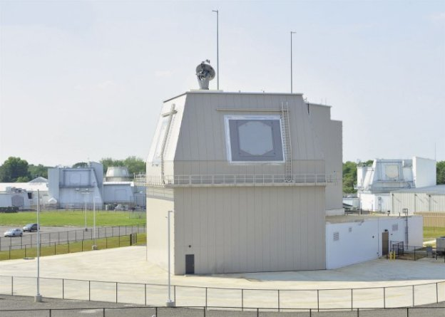 First European Aegis Ashore Begins Construction