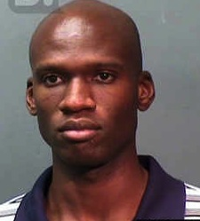 An undated mugshot of Aaron Alexis