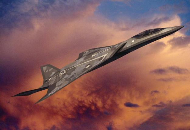 Air Force Seeks Laser Weapons for Next Generation Fighters