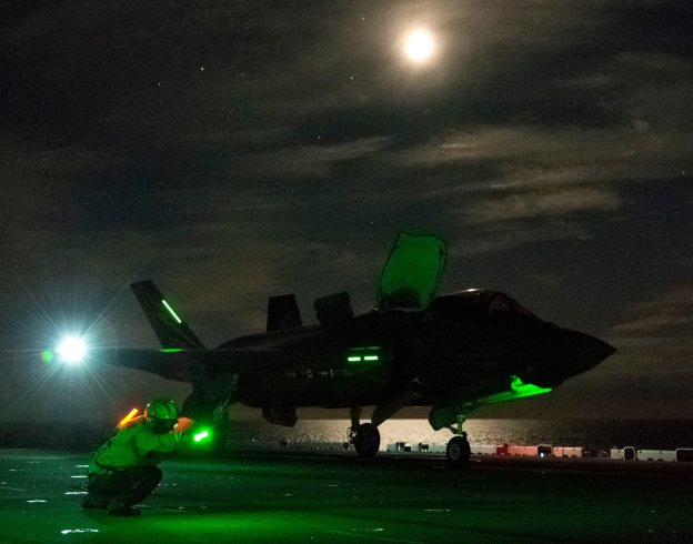 A bi-partisan compromise on a new defense authorization bill will put additional oversight on the joint Strike Fighter program. US Navy Photo