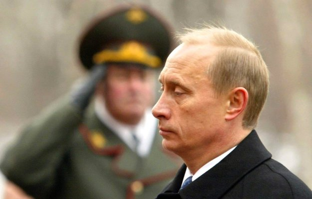 Author: To Predict Putin's Future Moves, Americans Need to Understand His Past