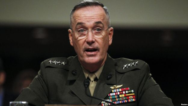 Gen. John Dunford in 2012. DoD Photo