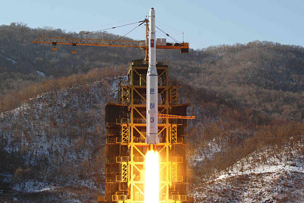 U.S. Forces Commander Korea: North Korea Capable of Creating Nuclear Warhead for ICBMs