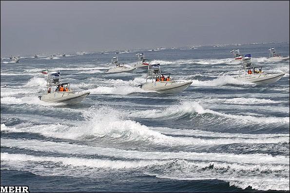 Iranian Patrol Boats Harass Another U S Navy Ship