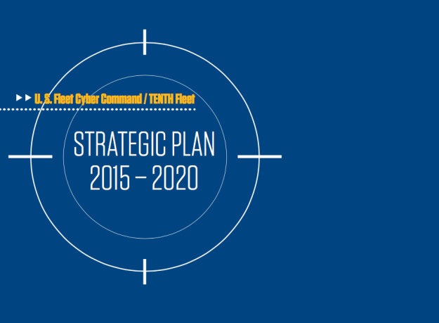 Document: U.S. Fleet Cyber Command Strategic Plan