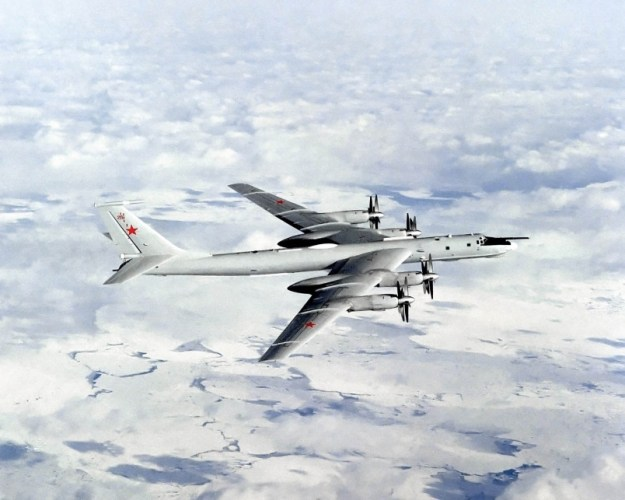 Pair of Russian Surveillance Planes Came Within A Mile of Carrier USS Ronald Reagan, Ship Scrambled Fighters
