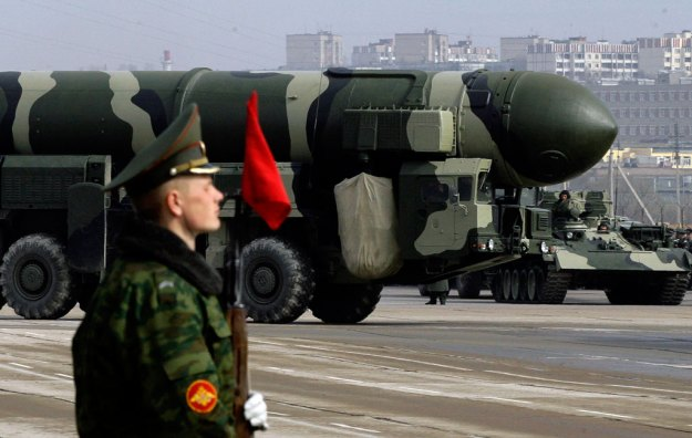 Tactical Nuclear Weapons New Russian 34