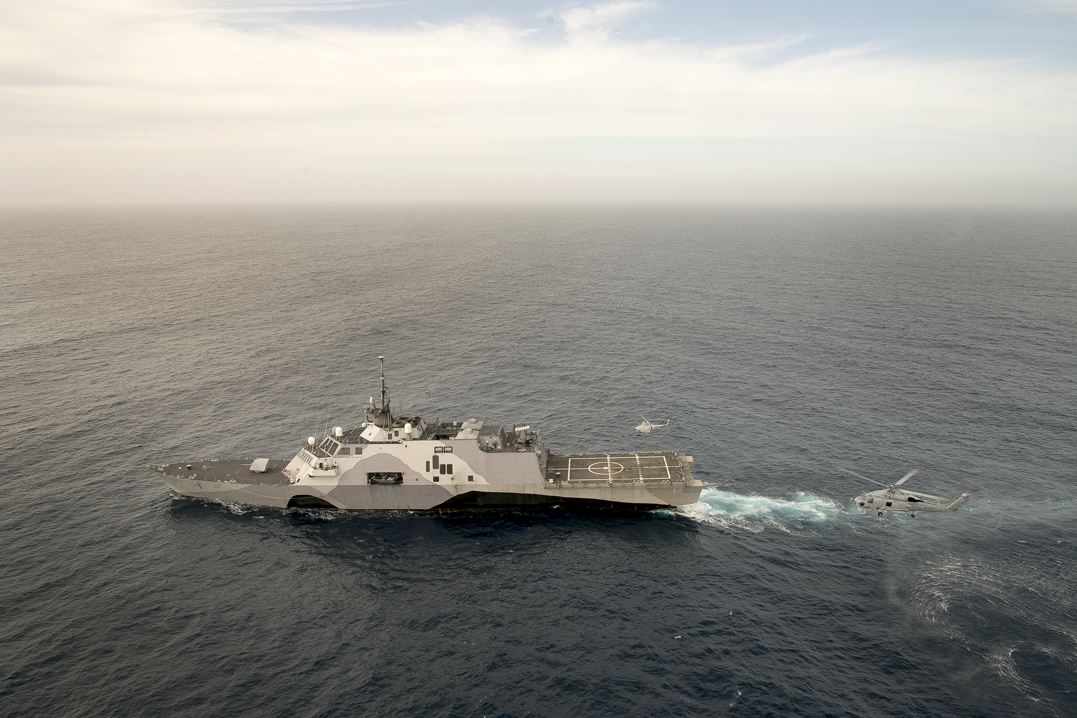 Fourth breakdown in US Navy littoral combat ship