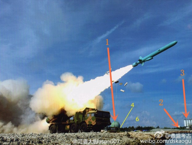 China Defends Deployment of Anti-Ship Missiles to South China Sea Island