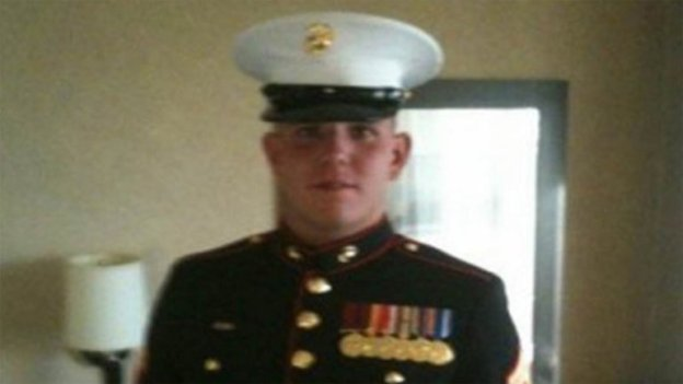 USMC Identifies Marine Killed in Saturday ISIS Rocket Attack