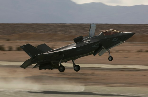 Marines Not Affected By F-35 Radar Reset Software Glitch; Fielding Still On Track