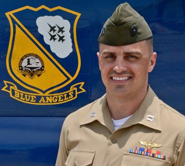 Navy Investigation Concludes Fatal Blue Angels Crash Caused By Pilot Error