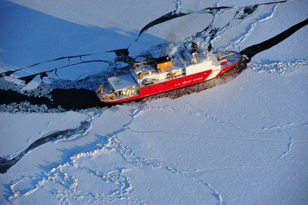 Document: Report to Congress on U.S. Coast Guard Icebreaker Program