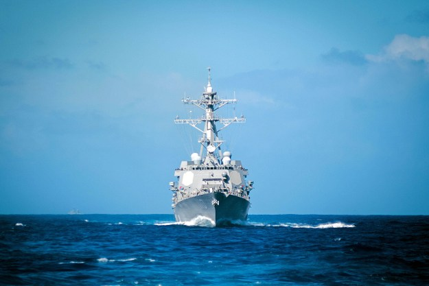 U.S. Plans to Send Destroyer for New Zealand Port Call