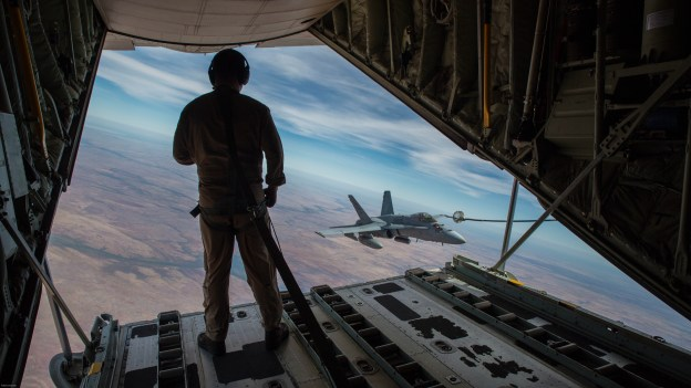 U.S. Increases Role in Aussie Pitch Black Air Combat Exercise