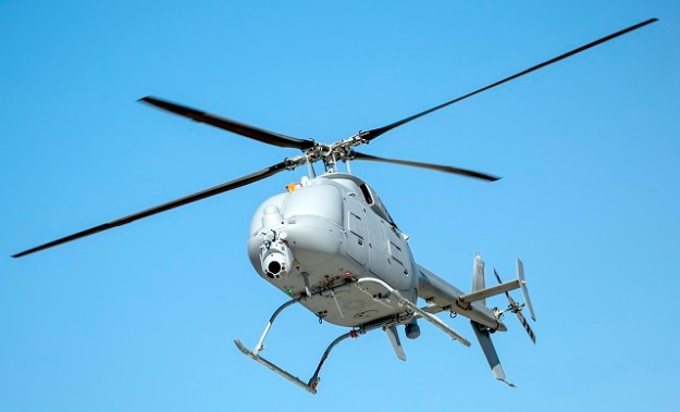 Northrop Grumman Awarded $108M Contract for 10 MQ-8C Fire Scouts