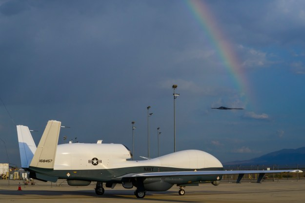 MQ-4C Triton Approved To Enter Low-Rate Initial Production After Successful Review
