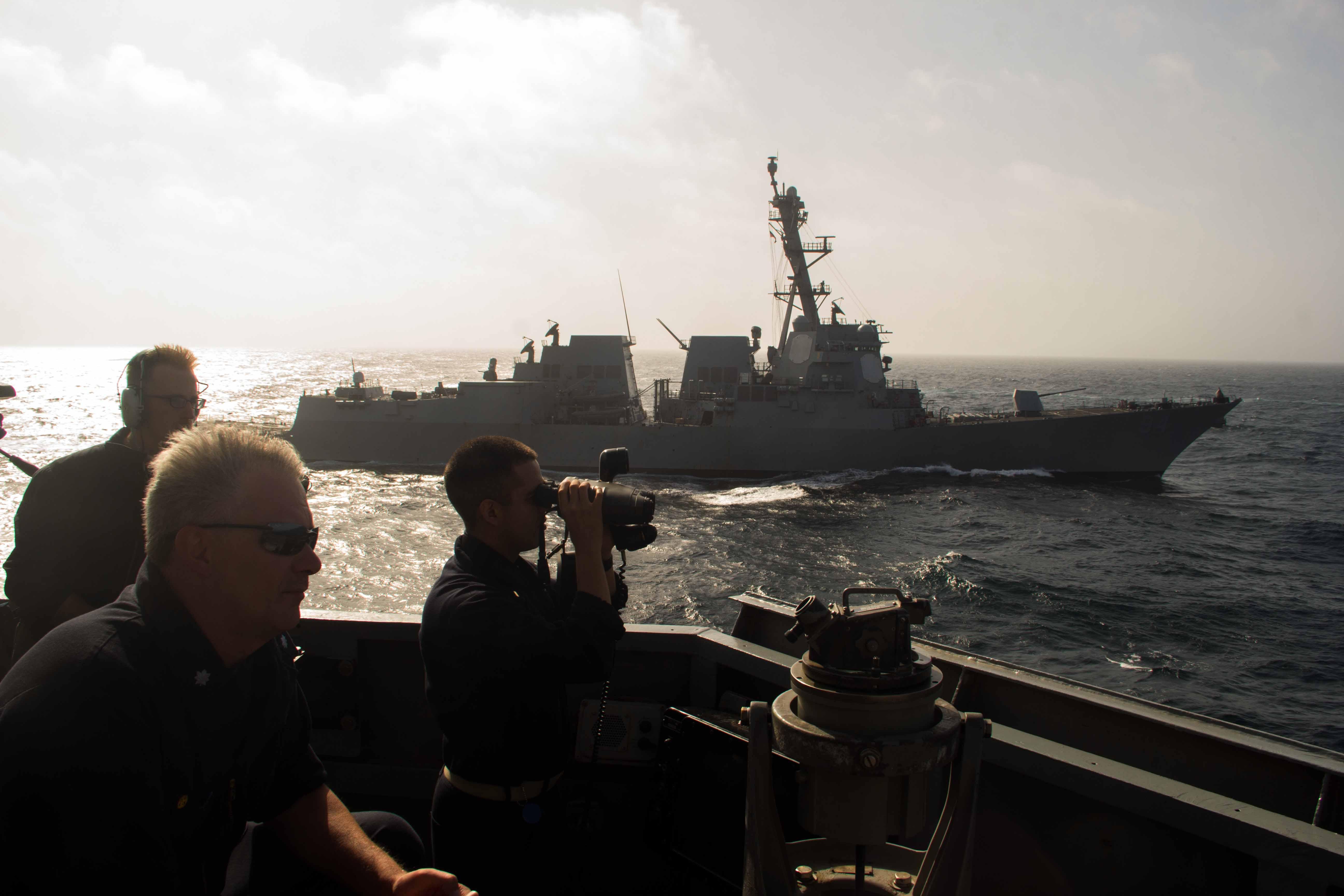 UAE says crewmen injured in Houthi attack on ship near Yemen