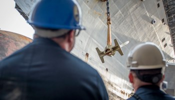 Shipbuilding Industry Struggles to Recruit And Retain