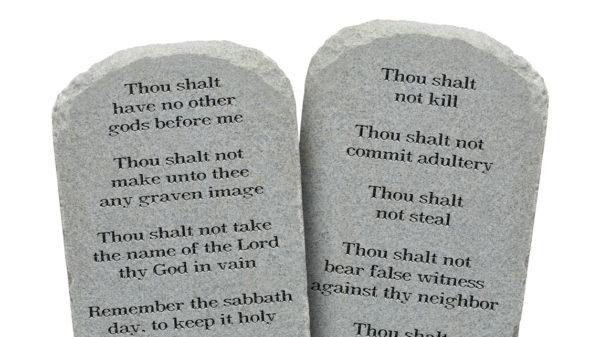 10 commandments # 16