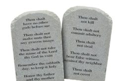 Revive the 10 Commandments