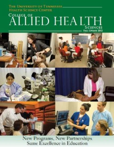 College of Allied Health Sciences Fall 2013