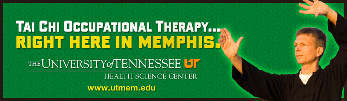 Tai Chi Occupational Therapy... Right Here In Memphis
