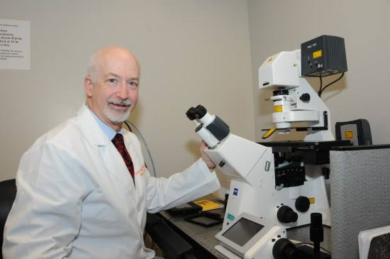 Dr. Lawrence Pfeffer is the principal author of a paper detailing the function of a little-known gene that could be a key to future treatment of glioma.