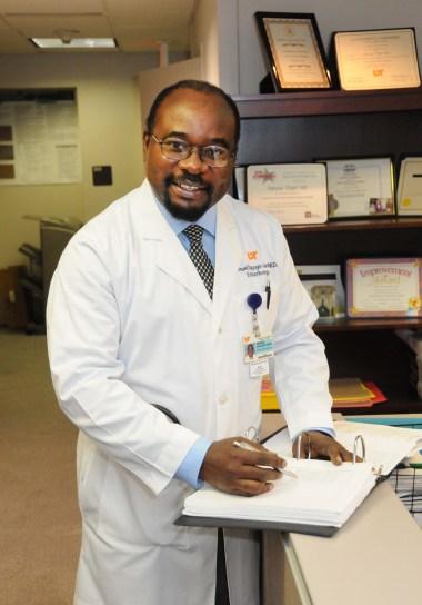 Dr. Sam Dagogo-Jack